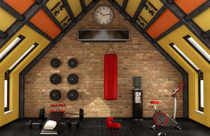 Top 12 Greenville, SC Home Gym Spaces