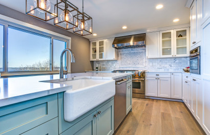 8 Homes With Gorgeous Updated Kitchens