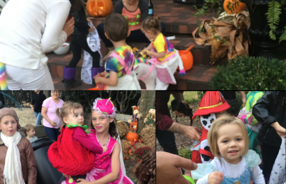 🎃 5 Best Places to Trick or Treat in Columbia!