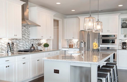 Top 10 New Construction Homes in Forsyth County
