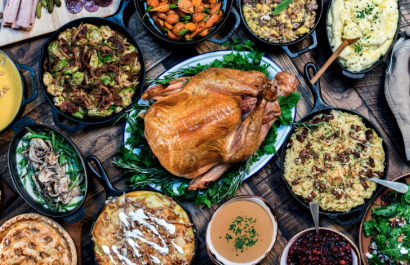Nominate a Family in Need for a Free,  Full Thanksgiving Dinner