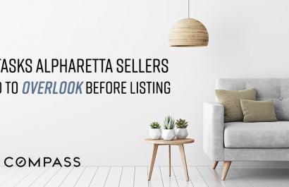 6 Tasks Alpharetta Sellers Tend to Overlook Before Listing