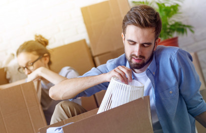 Pack a Necessities Box Before You Move