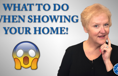 What To Do When Showing Your Home