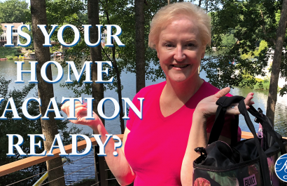 Episode 31- Is your home vacation ready?