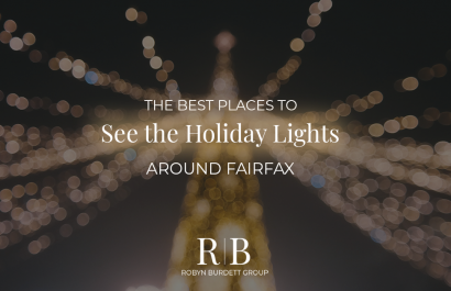 The Best Places To See The Holiday Lights Around Fairfax
