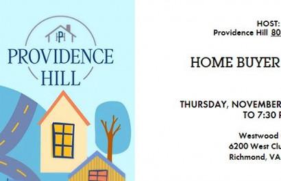Home Buyer Seminar:101