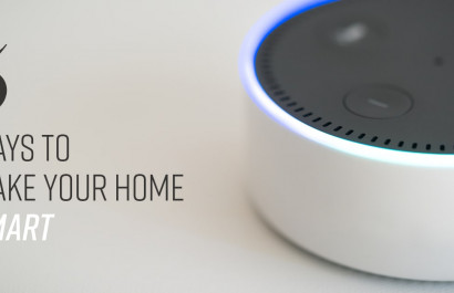 5 Ways To Make Your Home Smart