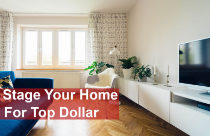 Staging your home the right way when it comes time to sell