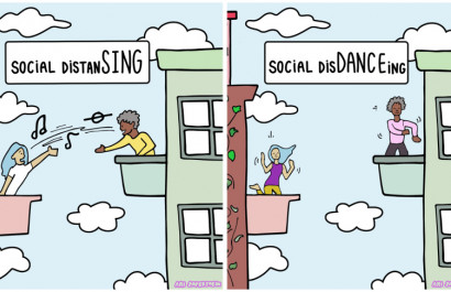5 Ways To Stay Social While Distancing