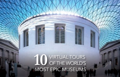 Out And About: VIRTUAL TOURISM