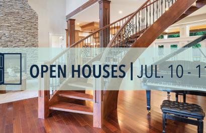 Real Estate   Open House   Katrina & The Team