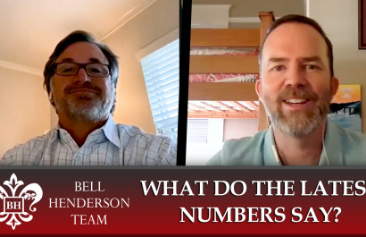 What Are the Latest Numbers for Our Real Estate Market?
