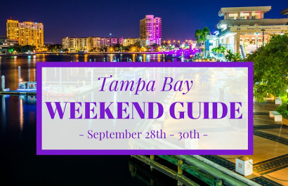 Weekend Guilde to Tampa Bay Local Events