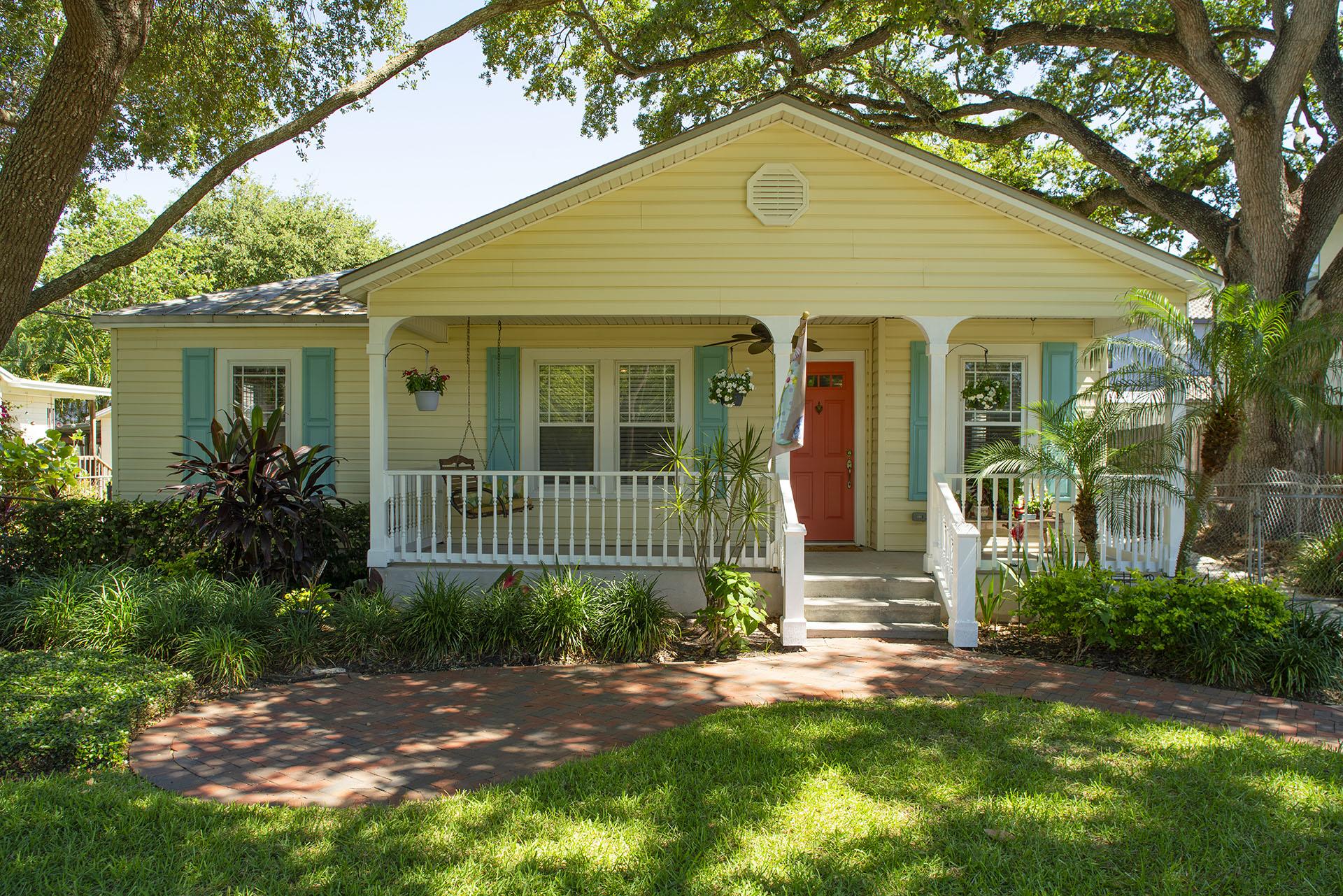 Virginia Park | 4207 W San Luis St. | Tampa, FL
