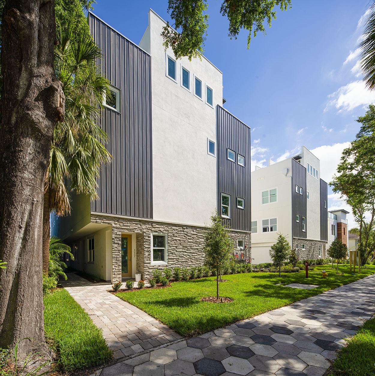 5th Avenue Townhome | St. Petersburg, FL