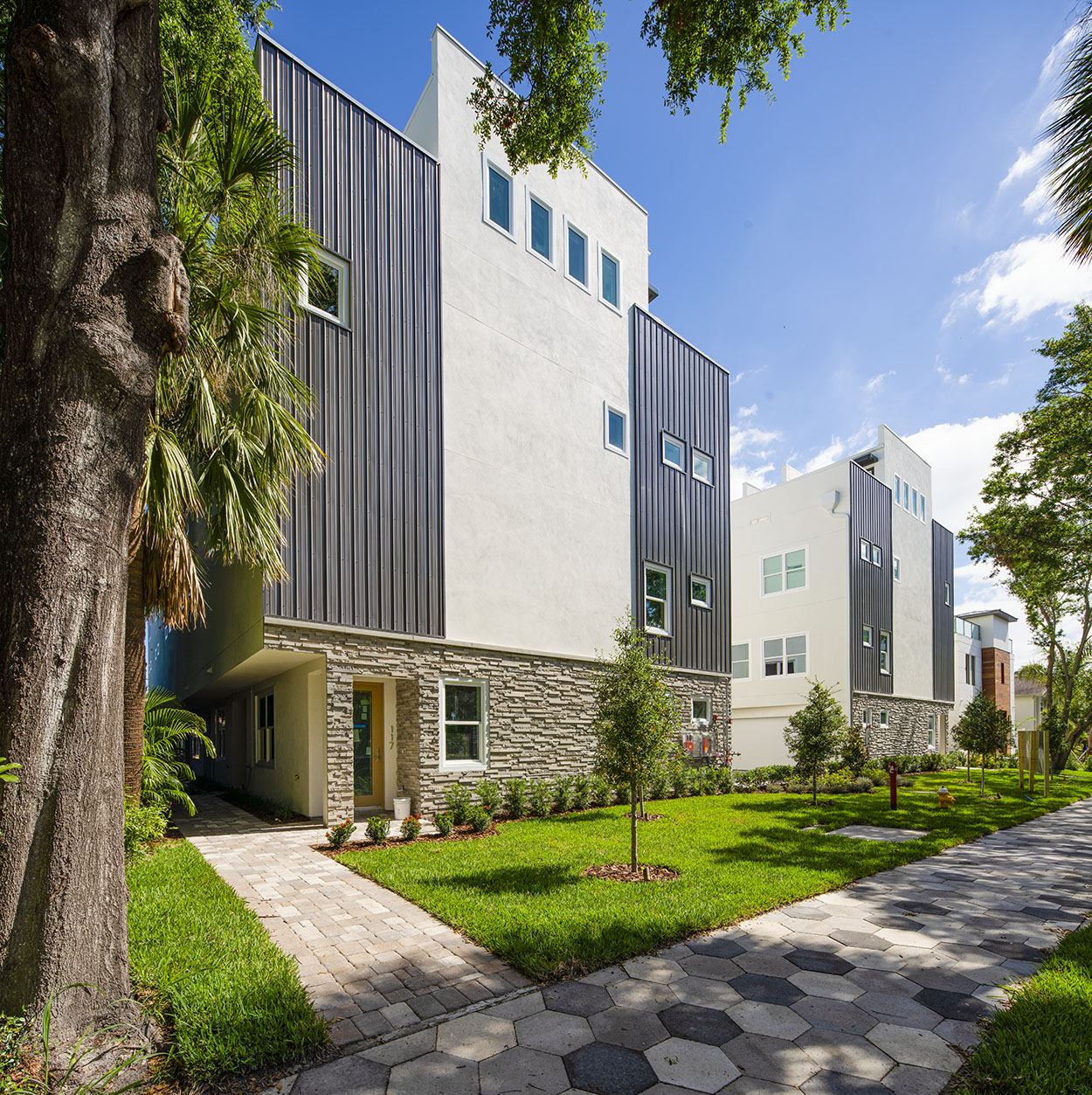 St. Pete Real Estate || 5th Avenue Townhome