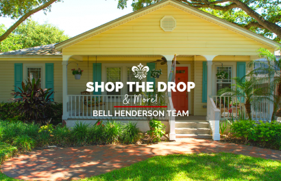 South Tampa Real Estate | Shop the Drop & More!