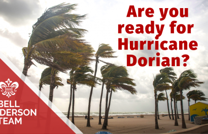 Get Ready for Hurricane Dorian in South Tampa