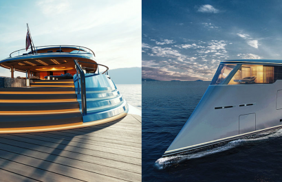The Ultimate Sustainable Superyacht