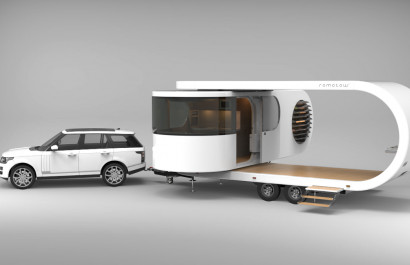 Two New Luxury RVs for Your Collection