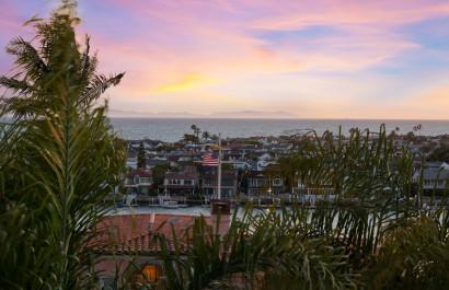 Corona Del Mar's Prestigious Ocean Boulevard