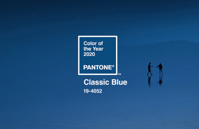 Pantone's Color of the Year: It's a Blue 2020