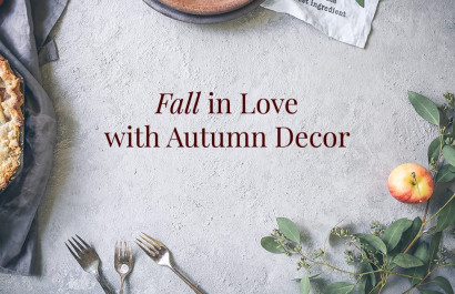Fall in Love with Chic Autumn Décor