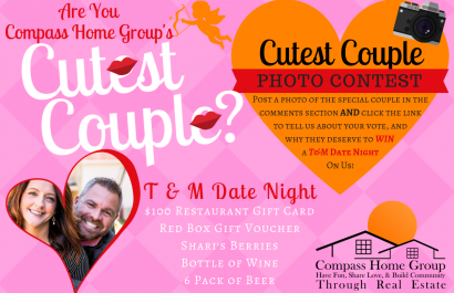 Compass Home Group Cutest Couple Contest
