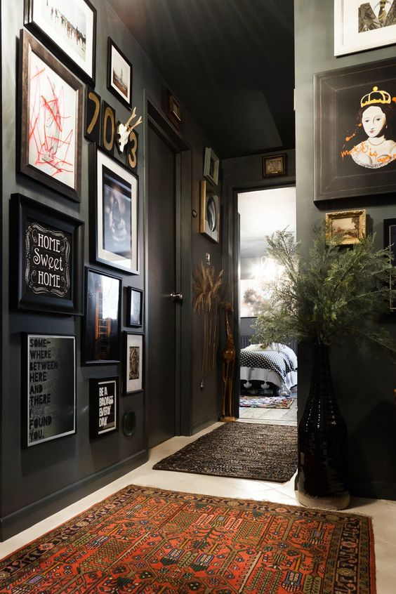10 Amazing Home Design Ideas with Black Walls | Jethro Seymour, Top Midtown Toronto Real Estate Broker