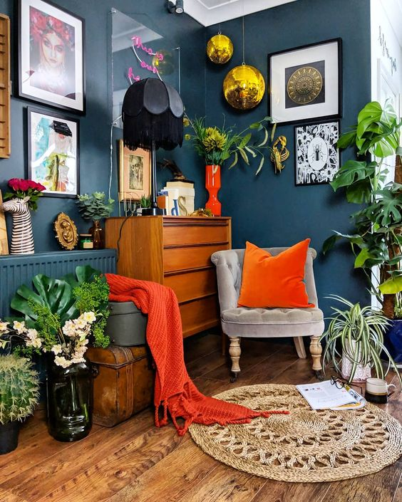 10 Inspirational Bohemian Living Room | Jethro Seymour, Top Midtown Toronto Real Estate Broker