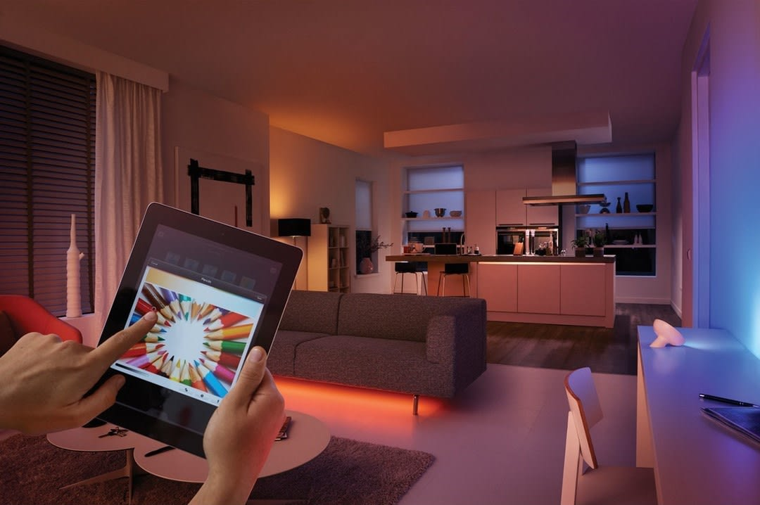 Enter to win a Philips Hue Starter Kit! Jethro Seymour, one of the Top Davisville Village Real Estate Brokers at Royal LePage RES Ltd., Johnston & Daniel Division .
