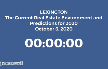 Lexington Current Real Estate Environment October 2020