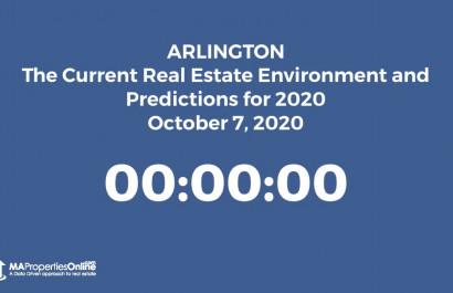 Arlington Current Real Estate Environment October 2020 Copy