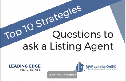 Top 10 Questions to ask a Listing Agent