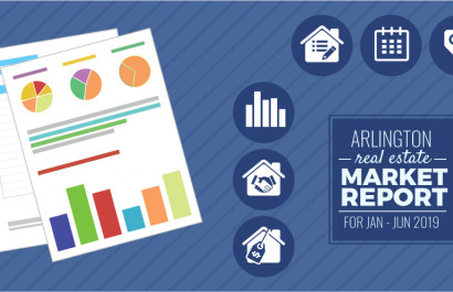 Arlington Market Report for the first 6 months of 2019