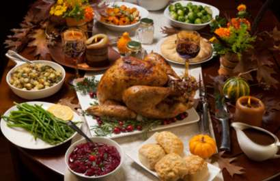 Where to Plan Your Thanksgiving Feast in Bucks County