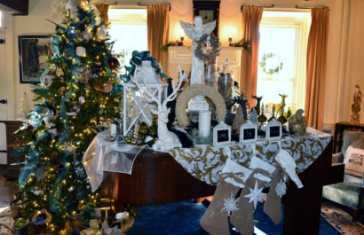 Fantastic Holiday Themed Home Tours in Bucks County