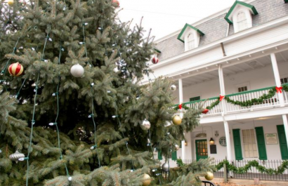 Celebrating The Holidays This Weekend In Bucks County