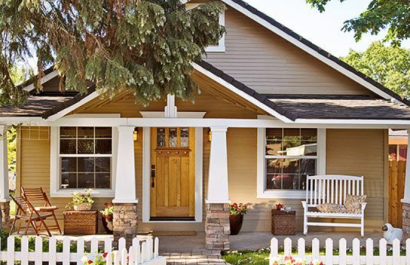 Making Your Home's 'Curb Appeal' Better Than Your Neighbors'