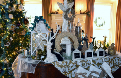 Bucks County Holiday Décor Tours and Weekend Events