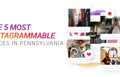 The 5 Most Instagram Worthy Places In Pennsylvania