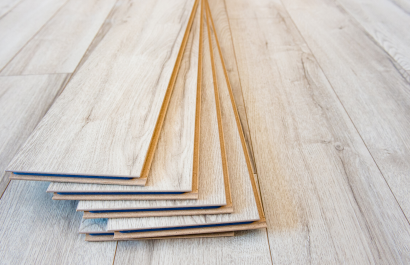 DIY How to install laminate flooring.