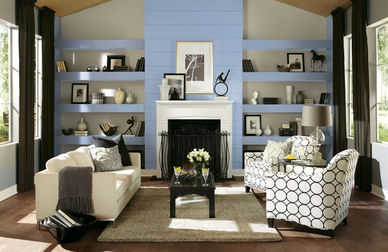 Interesting Living Room Paint Color Ideas: Hottest Paint Colors Of 2019 I The Pelham Group