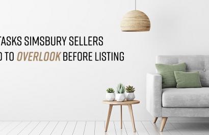 6 Tasks Simsbury Sellers Tend to Overlook Before Listing