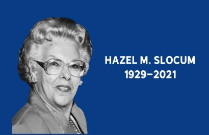 Hazel M. Slocum | Nick Slocum Team