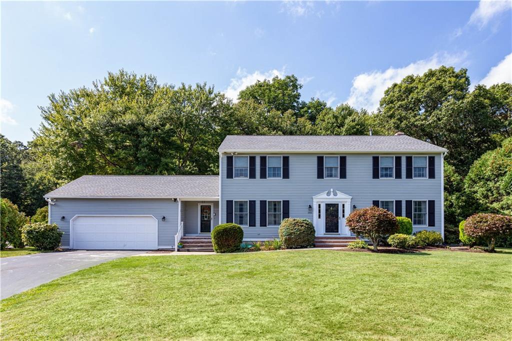 355 Larchwood Drive, Warwick, Rhode Island