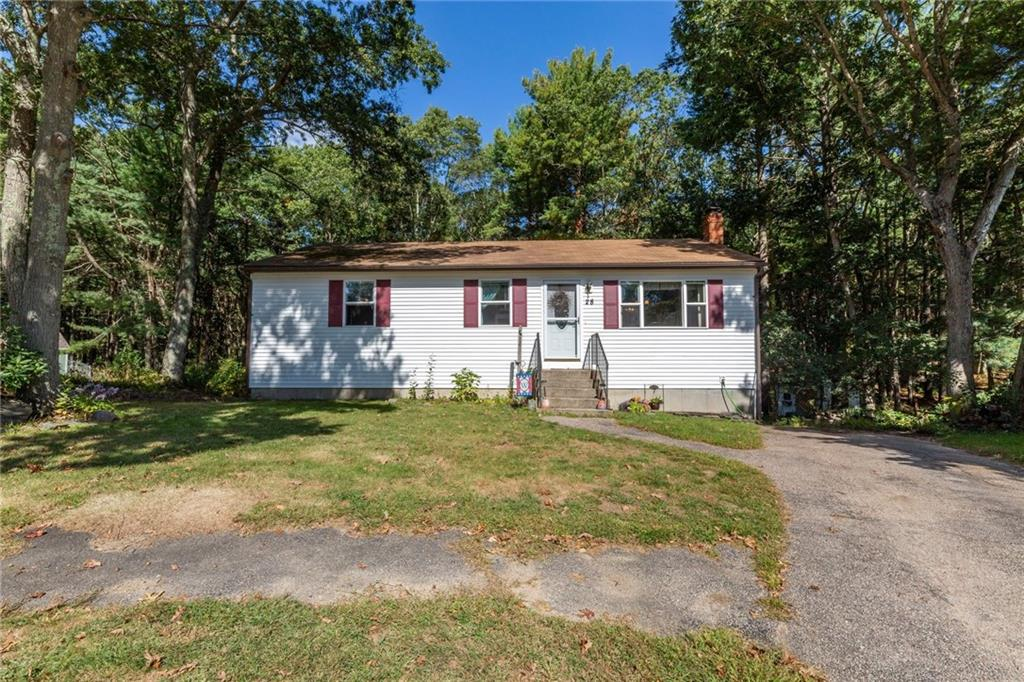 28 Trafford Park Dr, Coventry, Rhode Island I Sat 11/16 from 12:00-2:00PM