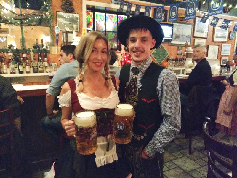 Oktoberfest at Redlefsen's