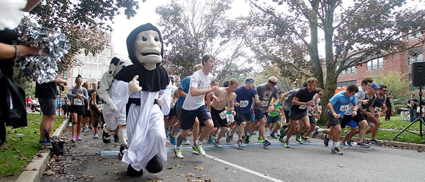 Providence College Friar 5K